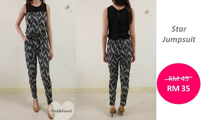 Find & Found Jumpsuit