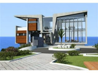 Modern Homes Designs Exterior Views Cyprus