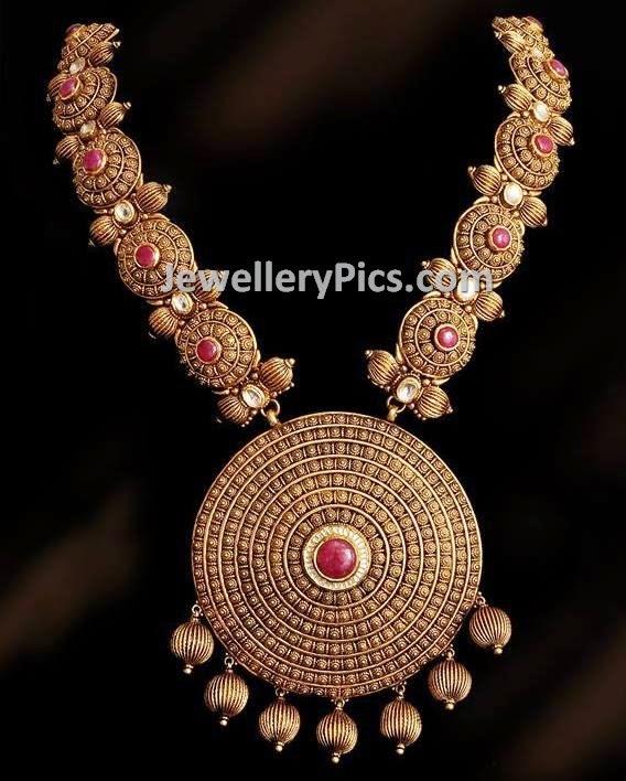 Ethno-modern bridal jewellery