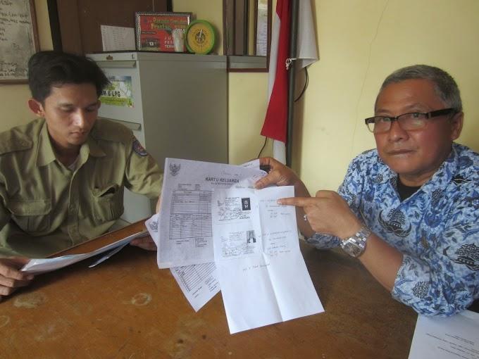 Kelurahan Ratujaya Temukan KTP & KK Palsu