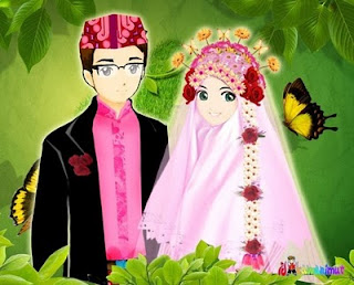 Bismillahir-Rahmaanir-Rahim ... SubhannAlloh, Menikah itu adalah anugrah luar biasa dari ALLOH.