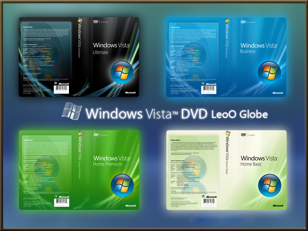 Windows vista home premium iso