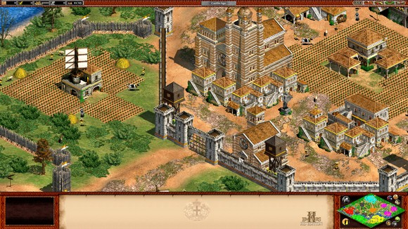 Age of Empires II HD The Forgotten PC Screenshot 3 Age of Empires II HD: The Forgotten RELOADED