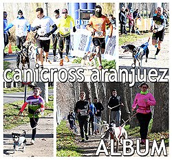 Canicross Aranjuez: Fotos