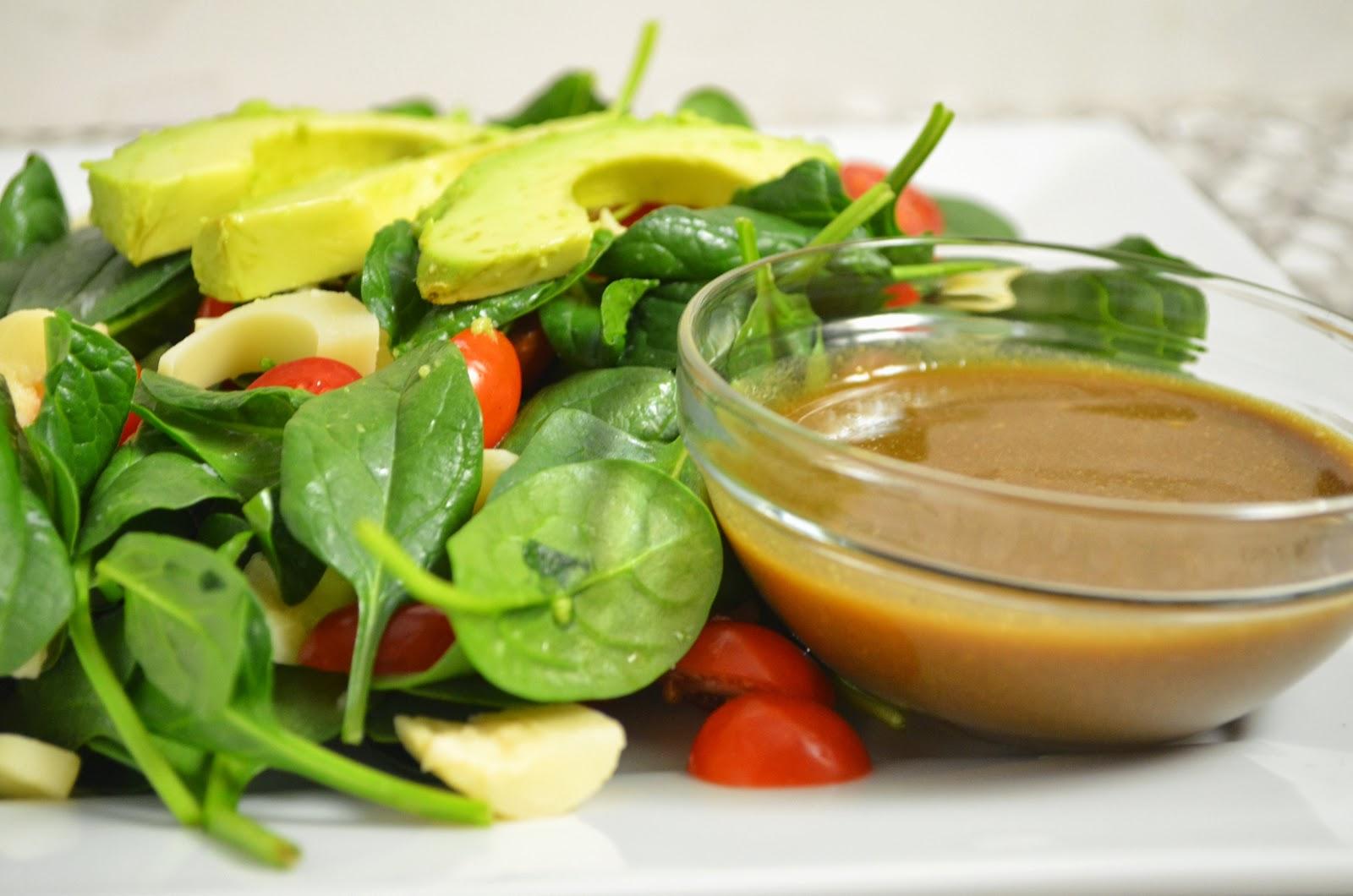 vegetarian: Balsamic Dijon Vinaigrette