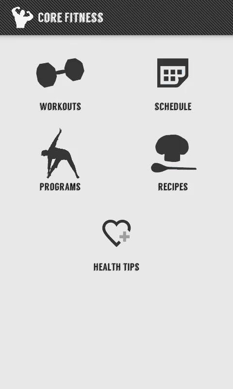 Core Fitness Pro v1.0