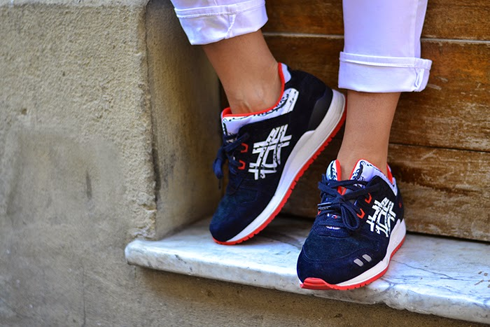 sneakers asics gel