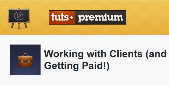 Tutsplus – Working with Clients (and Getting Paid!)