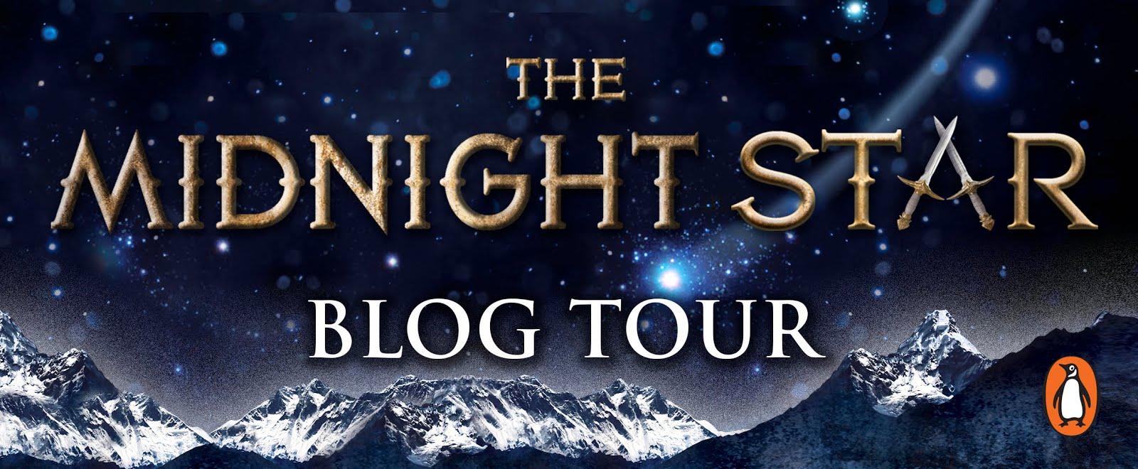 Blog Tour: Midnight Star