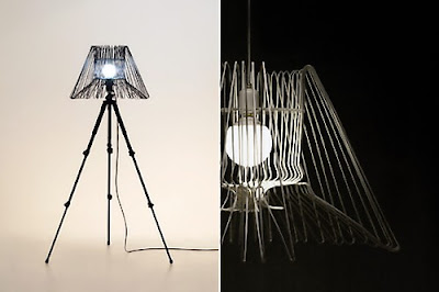 Creative Reused Lamps and Light Designs (40) 3