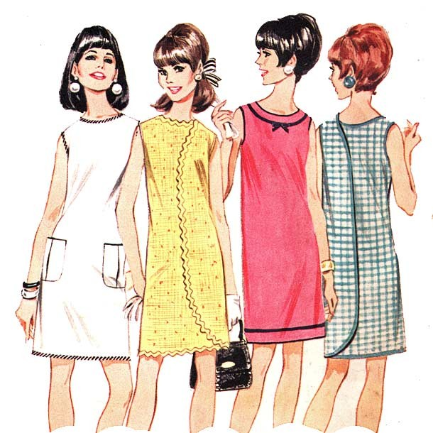 1960s mod fashion women hairstylegalleriescom