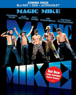 Magic Mike DVD/BluRay