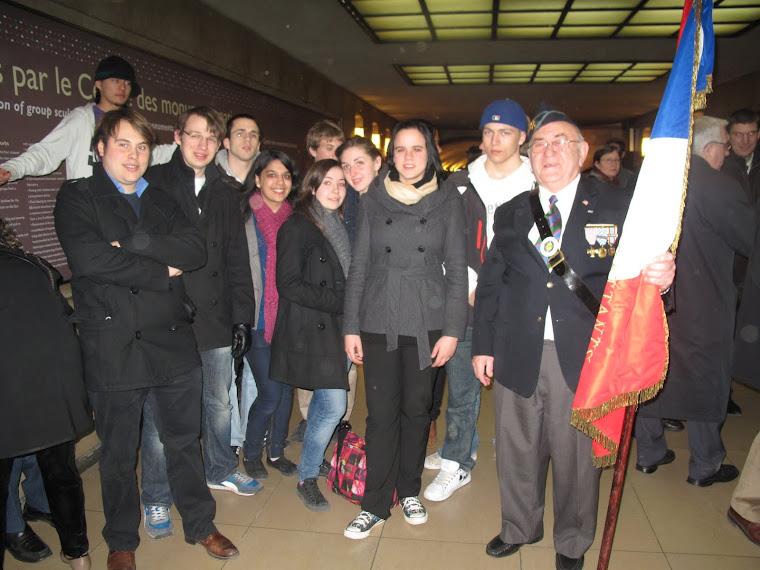 Arc de Triomphe 8 mars  2011