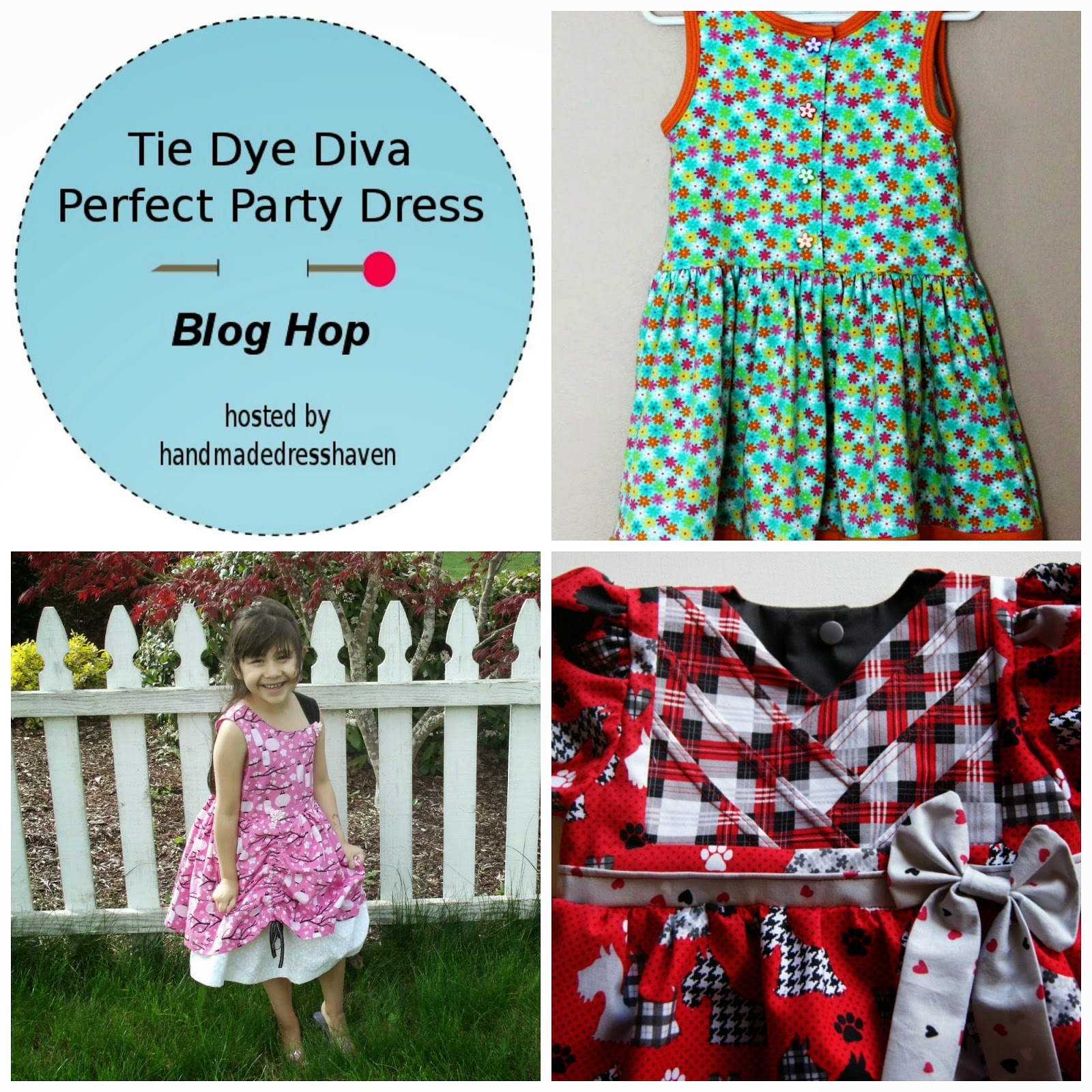 perfect party dress variations