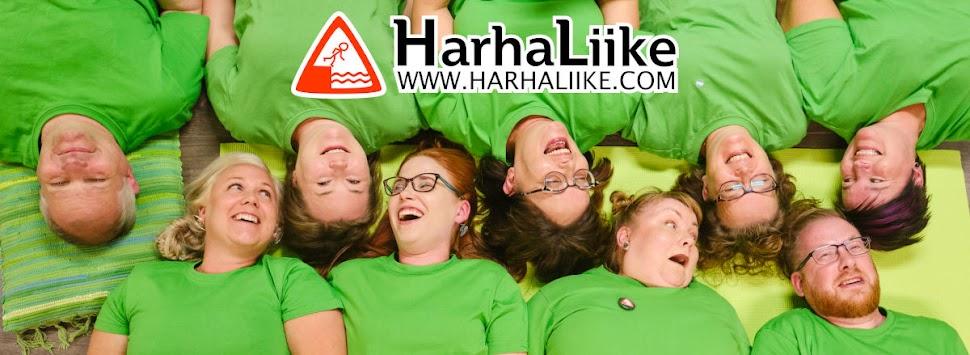 Improvisaatioteatteriryhmä HarhaLiike