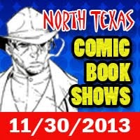 North Texas Comic Book Show