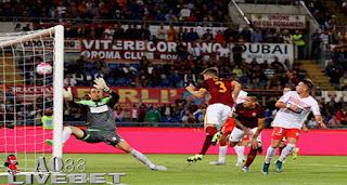 Agen Piala Eropa - AS Roma memetik kemenangan meyakinkan saat menjamu Carpi di lanjutan Serie A.