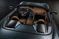 Chevrolet Corvette Stingray Convertible (2014) Interior