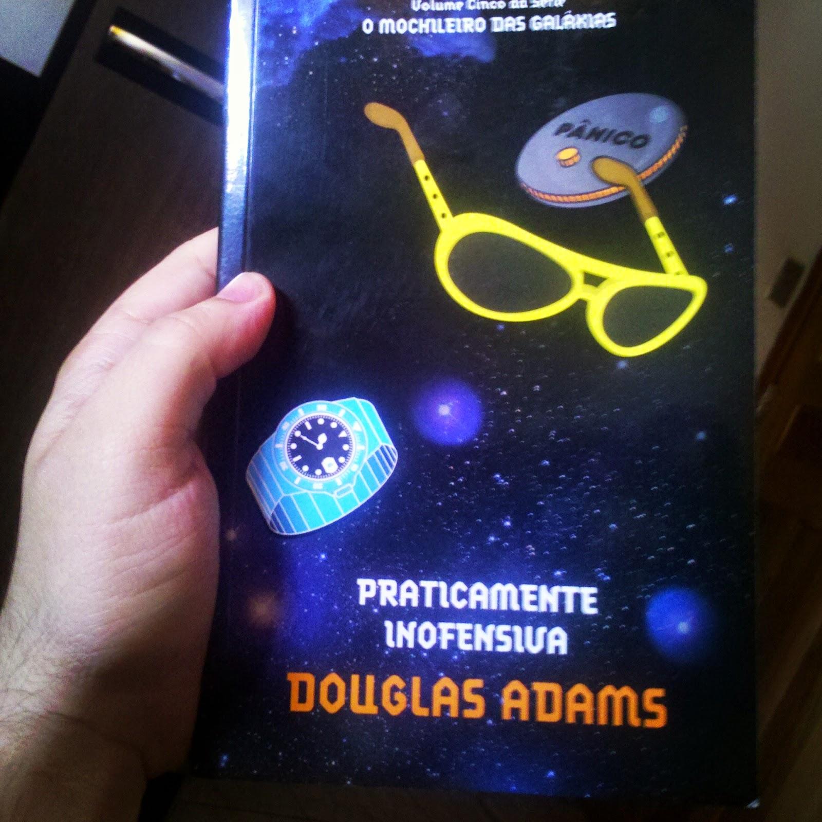 Praticamente Inofensiva - O Guia do Mochileiro das Galáxias