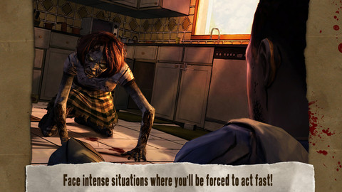 screenshot 2 Walking Dead The Game v1.3