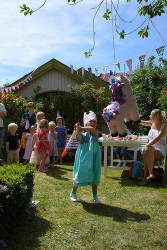 Juegos Divertidos al Aire Libre para Fiestas Infantiles