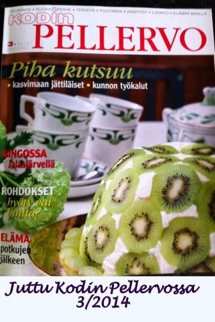Kodin Pellervossa 3/2014