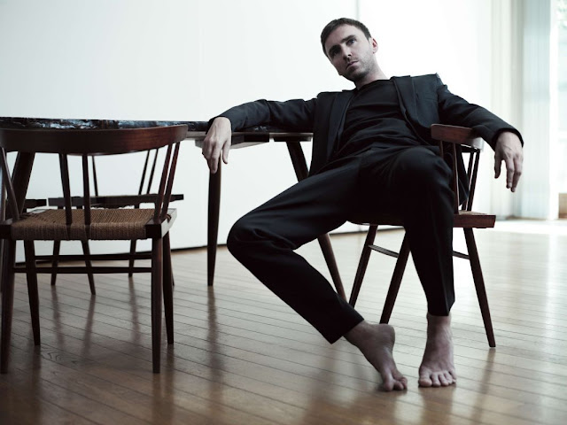 Raf Simons by Willy Vanderperre