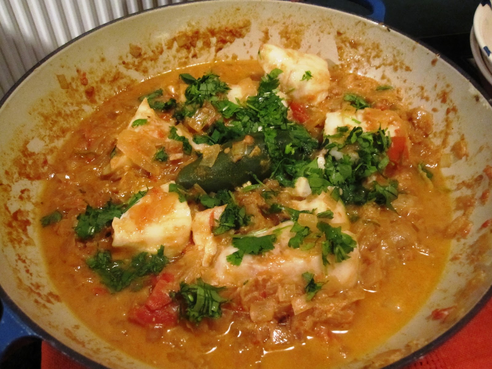 FOOD, GLORIOUS FOOD!: Bengali yoghurt fish - Anjum Anand