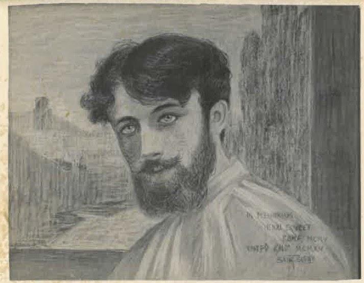 M moire des poilus de la vienne doucet henri auguste for Artiste peintre poitiers