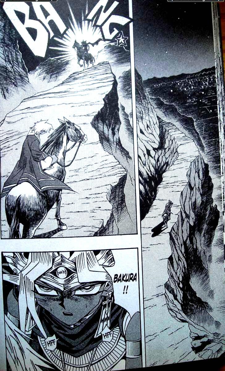 YuGi Oh – Vua Trò Chơi chap 307 Trang 13