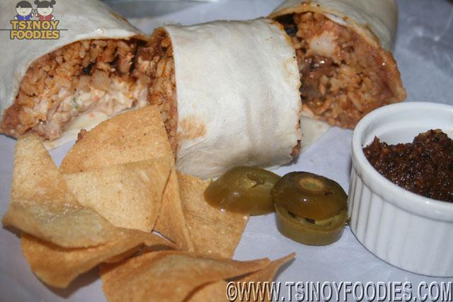 Lengua Burritos
