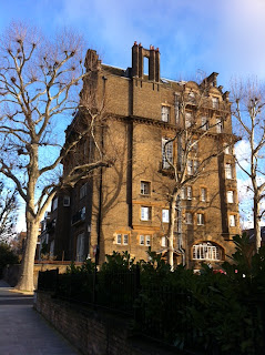 Bonham House, Ladbroke Road, London W10
