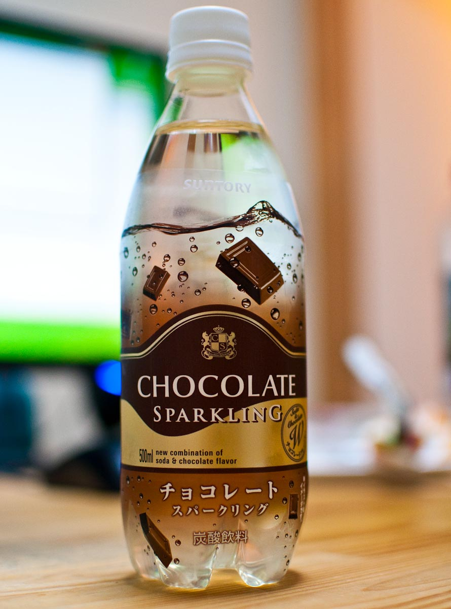 CFK - Asian Snacks & Street Food: Chocolate Sparkling - The ...