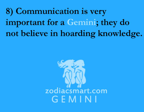 gemini zodiac traits