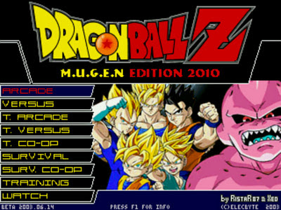 descargar chars de dragon ball z para mugen