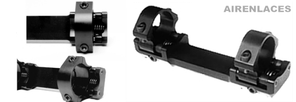 SAirguns scope mounts