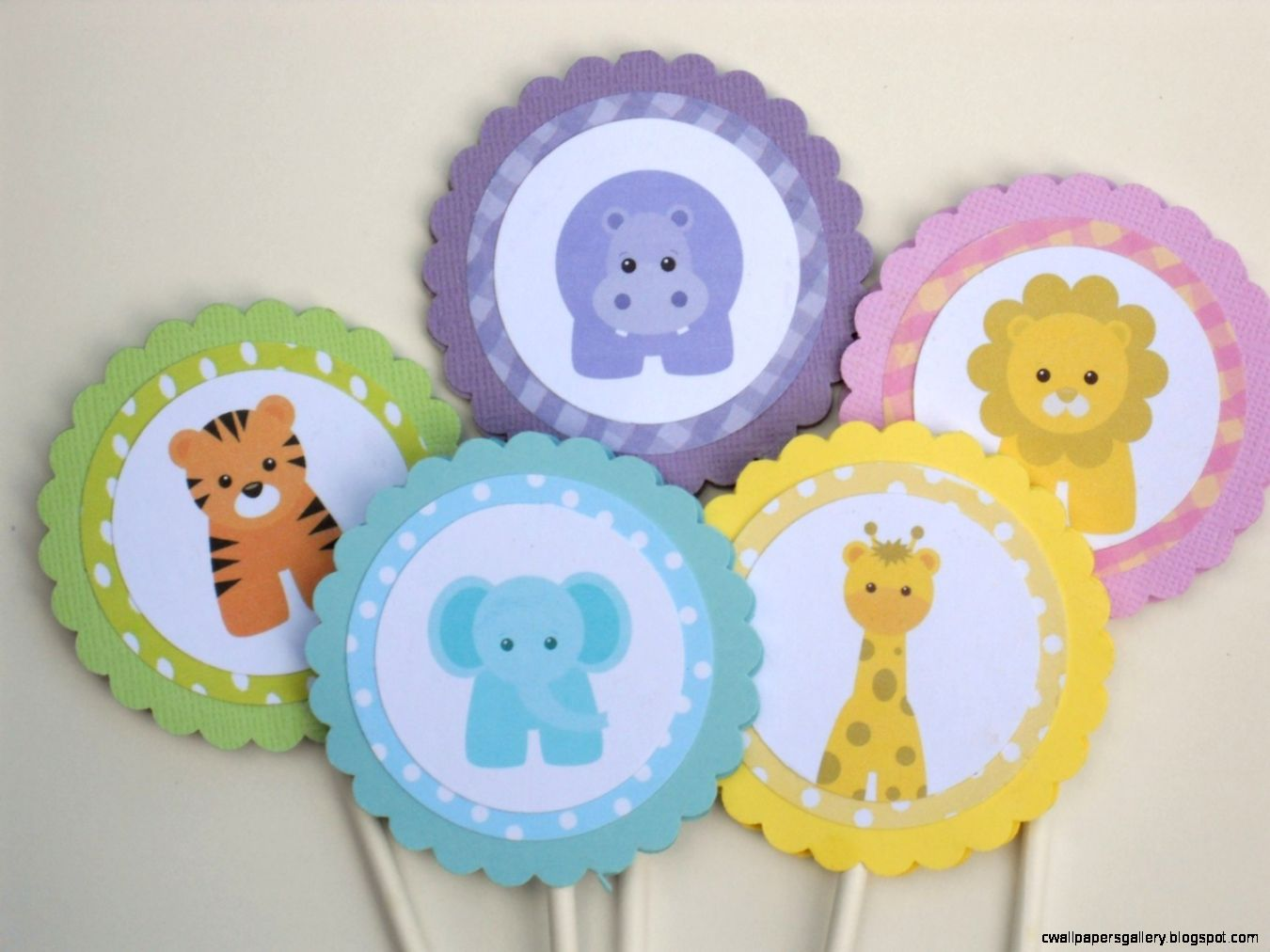 Baby Shower Ideas Zoo Animals ~ Baby zoo animals shower decorations wallpapers gallery