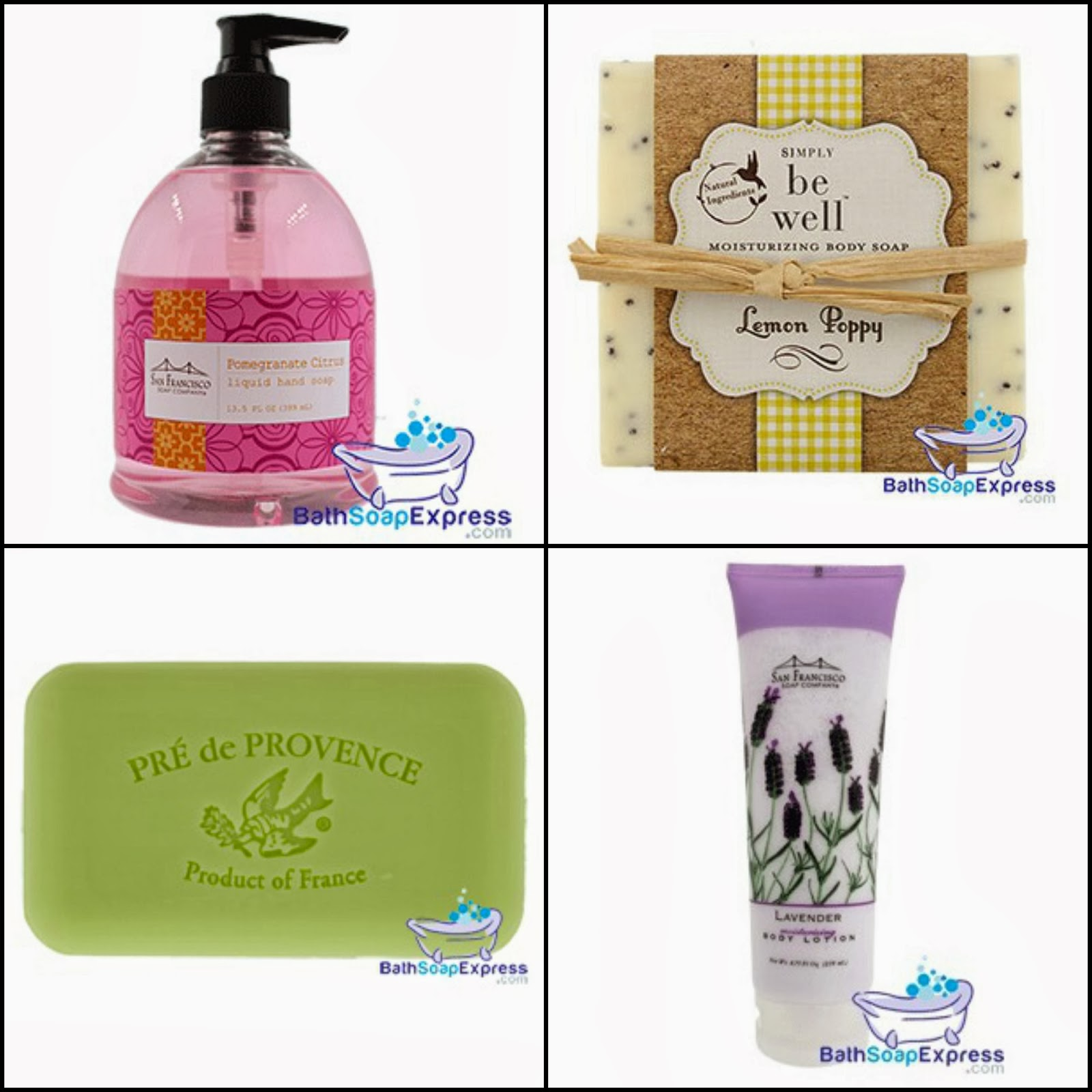 Bath Soap Express giveaway