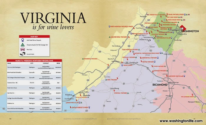 Matt and His Awesome Maps: Final Project Proposal Virginia