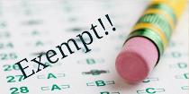 3rd Term Exemption Form