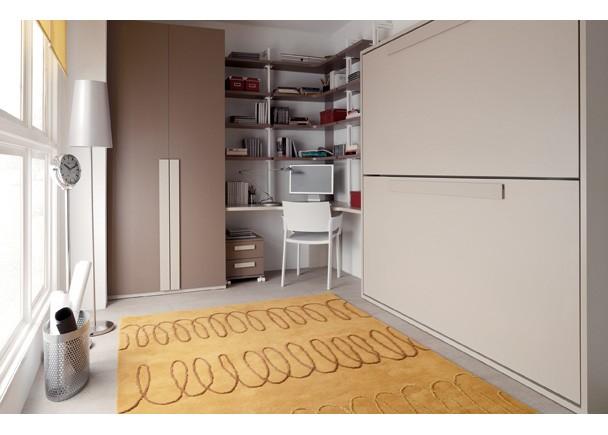 Estudio adem s de poder acoplar otro tipo de modulos - Soluciones para dormitorios pequenos ...