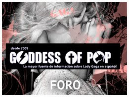 Visita el FORO de Goddess Of Pop