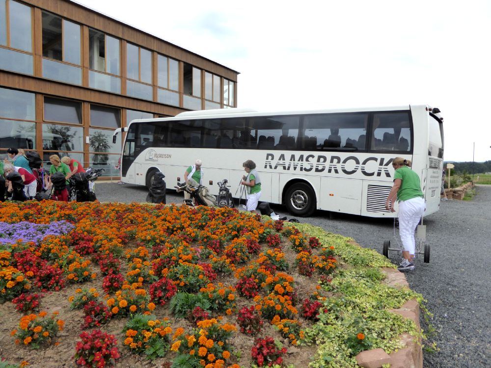 DiDaGo 2018: Auswärtsspiel zum Golfpark Gut Hühnerhof