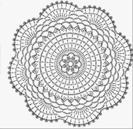 Come vedete dalle foto sotto, è possibile realizzare dei tappeti con ...