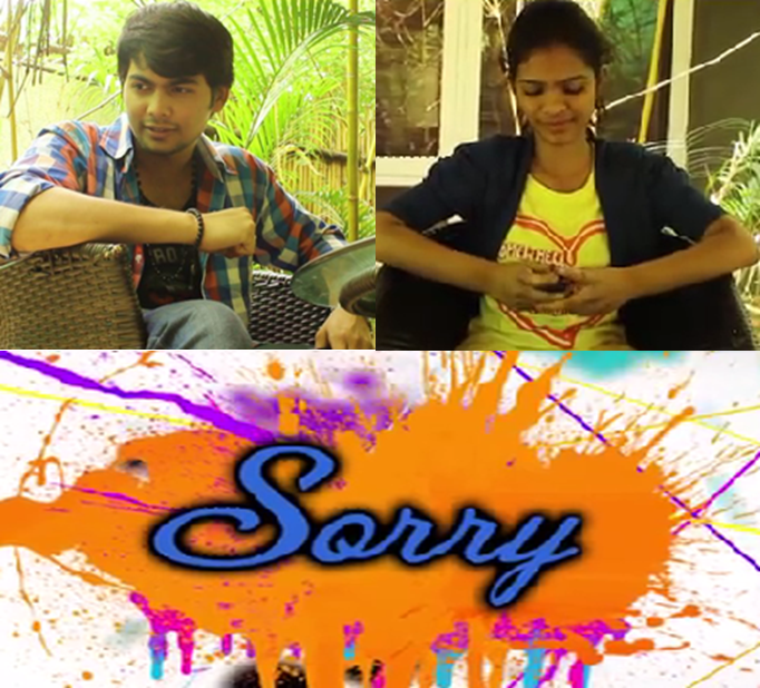 SORRY TELUGU SHORT FILM BY HIMA SAI KIRAN