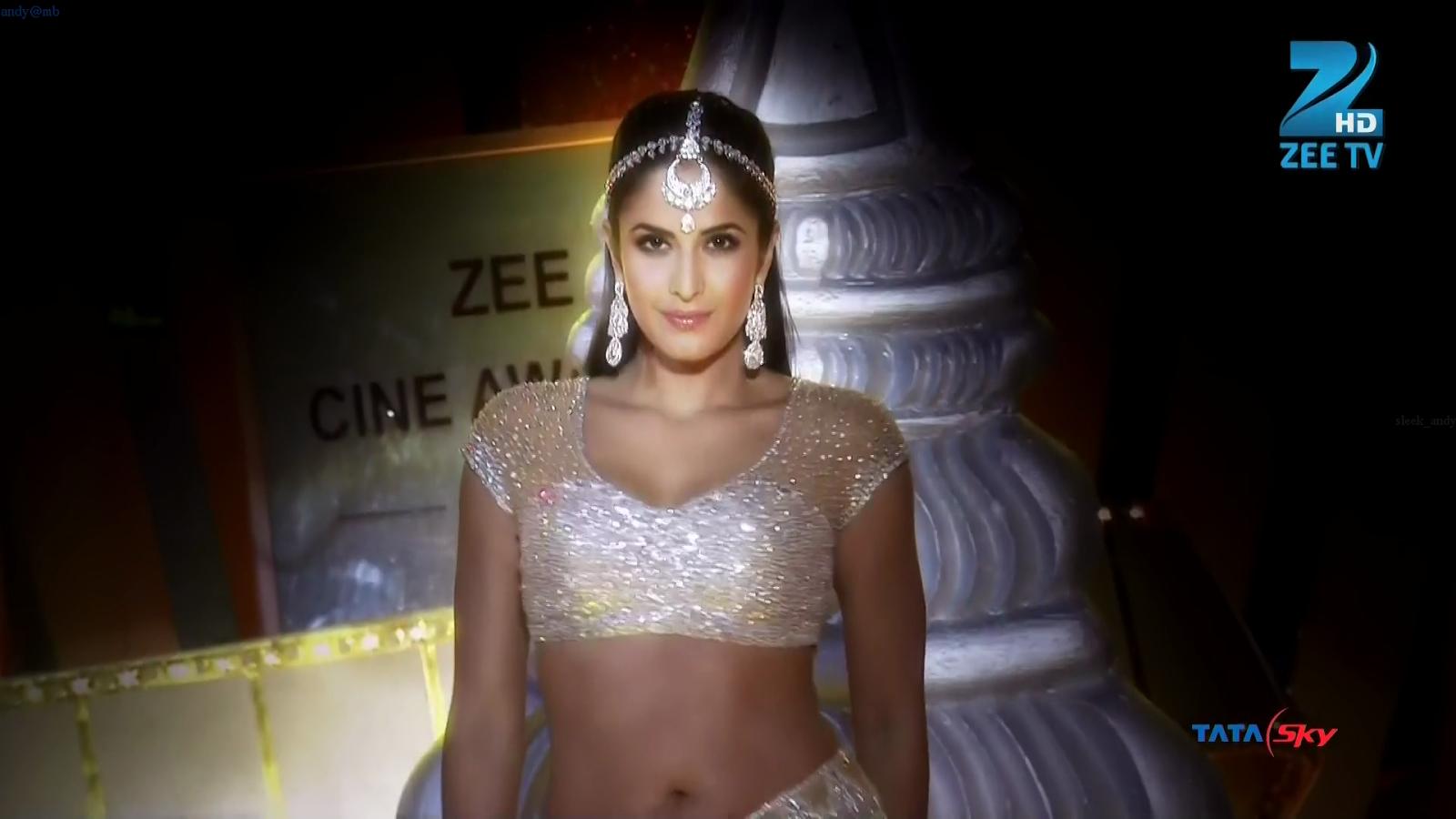 Katrina Kaif Hot Performance On Zee Cine Awards P Hd