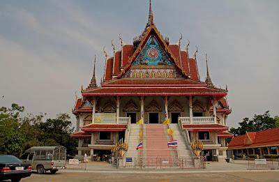 Wat Asokaram Buddhist Monastery Thailand