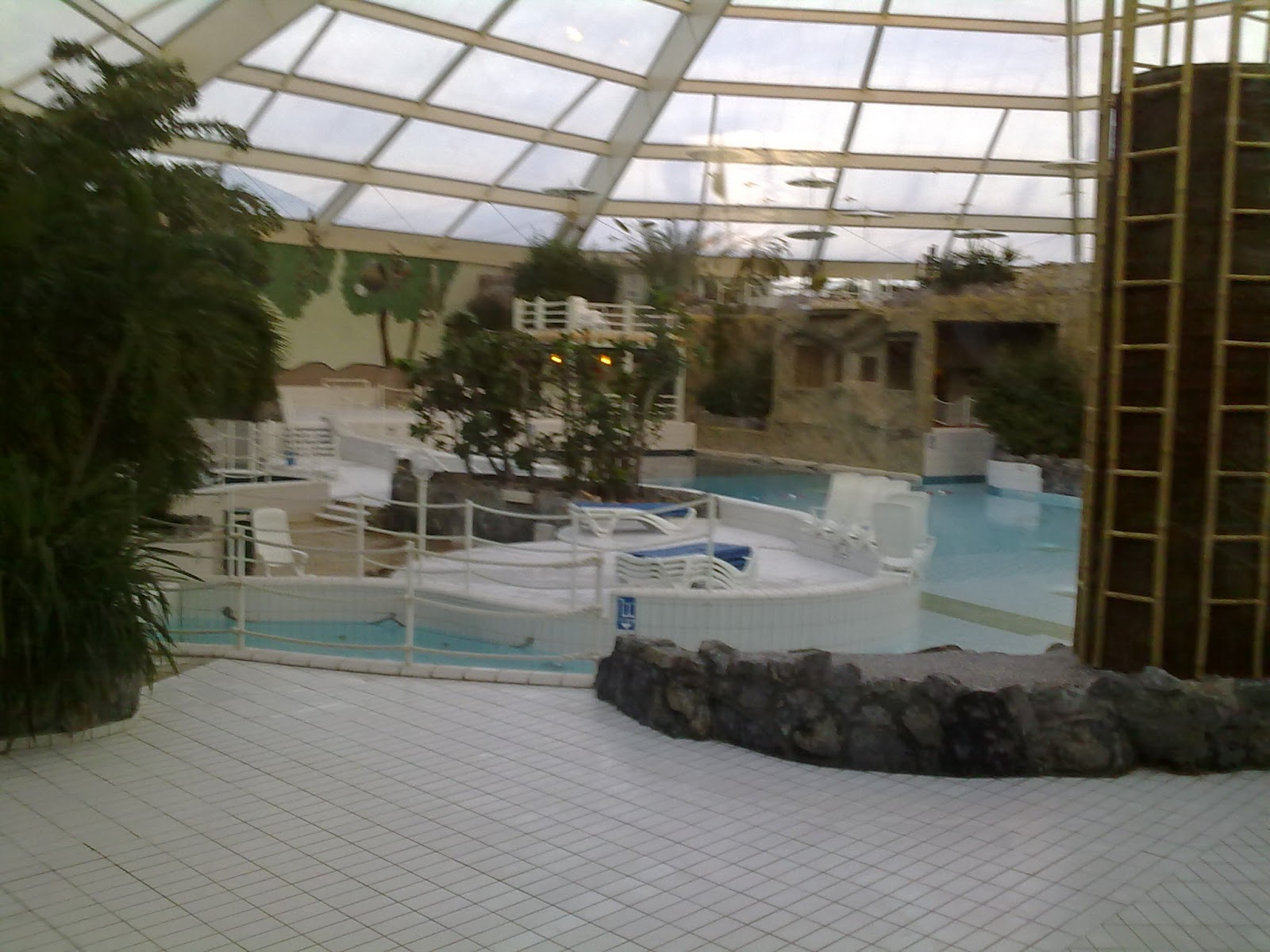 Mes 3 loulous novembre 2012 for Piscine center parc
