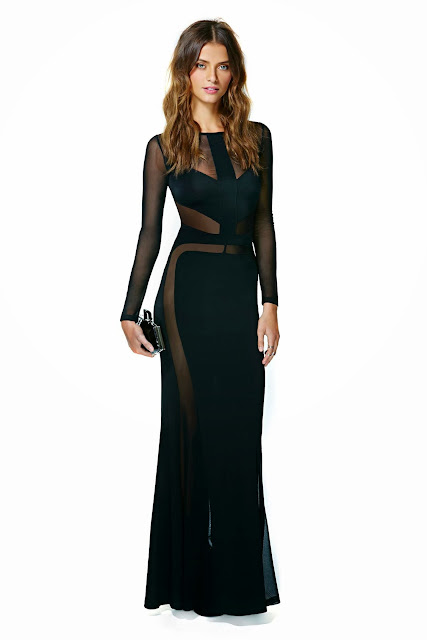 Nasty Gal Maxi dress