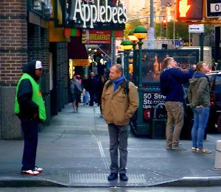 Alain Lacour 2013 NYC